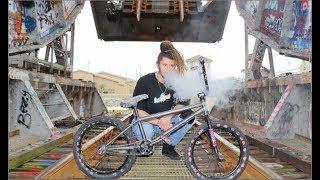 Bike Check + Riding = BROKEN WRIST!?