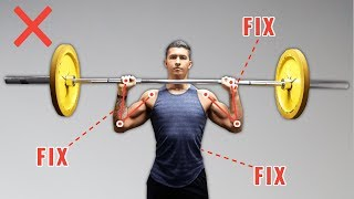 5 WORST Overhead Press Mistakes Sabotaging Your Shoulder Growth (Fix These!)