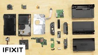 It's the Nintendo Switch Teardown!
