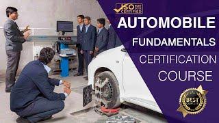 Fundamentals of Automobile Engineering Course - Promo | DIYguru