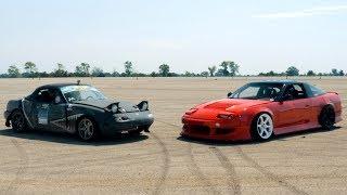 Form vs function drift cars