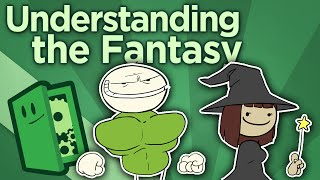 Understanding the Fantasy - How to Shape a Game's Design - Extra Credits