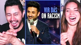 VIR DAS   Indians are Racist-ish   Stand-Up Comedy   Reaction   Jaby Koay & Miriam Macip