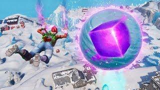 🔴 EVENTO ESFERA CUBO FORTNITE AHORA MISMO!? Cube Event ¡EN VIVO! (Fortnite Battle)