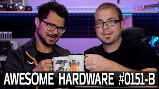 Awesome Hardware #0151-B: 8core/16thread Coffee Lake, 96-Layer TLC, Extreme M.2 Cooling