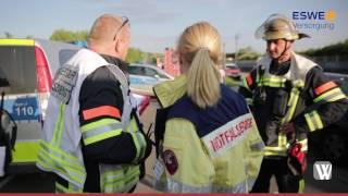 Tödlicher Verkehrsunfall L3017 bei Wiesbaden-Breckenheim