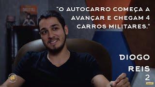 Metamorfose Ambulante #34 - Detido Entre Fronteiras - Diogo Reis