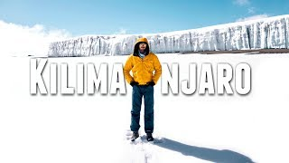 CLIMBING MOUNT KILIMANJARO   The Summit