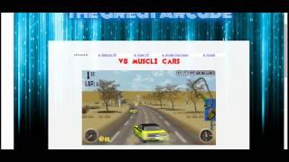 V8 Muscle Cars -Thegreatarcade