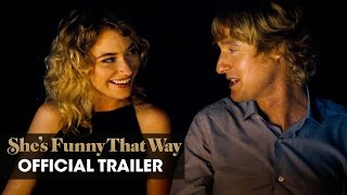 She's Funny That Way – Trailer