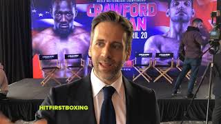 MAX KELLERMAN to Host New Weekly Boxing Show Debuting February 8 #ESPN