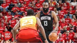 James Harden has never been guarded like this before – Doris Burke | Golic and Wingo