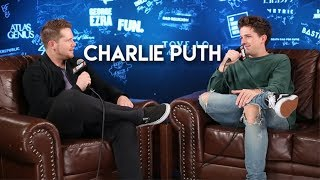 Charlie Puth Explains Why His New Album Is Called ″Voicenotes″