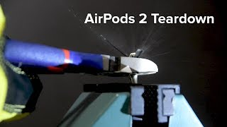 AirPods 2 Teardown!