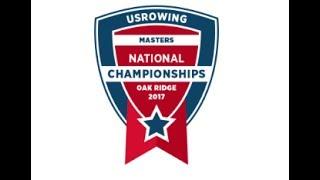 2017 USRowing Master's National Championship, Sunday