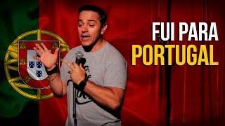 ROGÉRIO VILELA - FUI PARA PORTUGAL E ME DEI MAL! | STAND-UP COMEDY