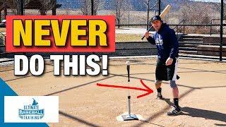 "Don't ""Squash The Bug"" - (DO THIS INSTEAD!) - Baseball Hitting Tips"