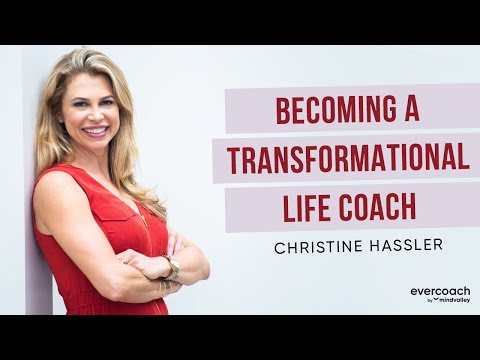 How To Become A Life Coach with Christine Hassler (+ Live Coaching Demonstration!)