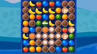 Fruit Go - Match 3 Puzzle Game