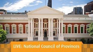Plenary, National Council of Provinces, 14 August 2018