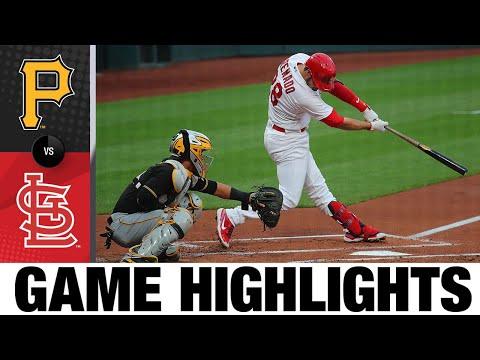 Pirates vs. Cardinals Game Highlights (5/18/21)   MLB Highlights