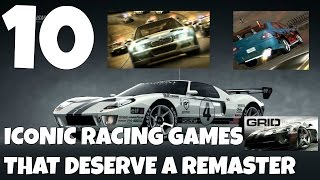 10 Iconic Racing Games That Deserve A Remaster