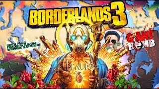 Giant Bomb Denied a Review copy of borderlands 3 + Denuvo bloatware