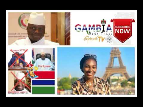 GAMBIA NEWS TODAY 26TH JULY 2021
