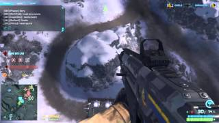 PlanetSide: ep Cliff West's Action Adventure - 1 / 3