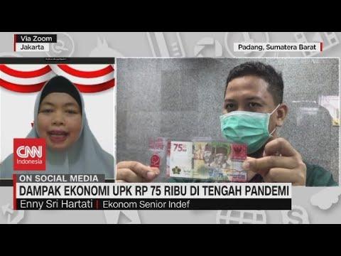 Dampak Ekonomi UPK Rp. 75 Ribu di Tengah Pandemi
