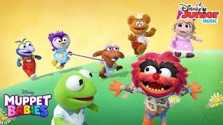 Puppy Come Home Music | Muppet Babies | Disney Junior