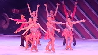 HIGHLIGHTS - Christmas On Ice at Busch Gardens Tampa Christmas Town 2017