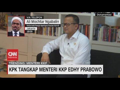 Kata Ngabalin Soal Penangkapan Edhy Prabowo