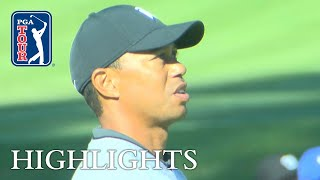 Tiger Woods' extended highlights | Round 1 | Genesis Open