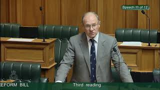 Education (Tertiary Education and Other Matters) Amendment Bill - Third Reading - 13