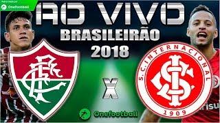 Fluminense 0x3 Internacional | Brasileirão 2018 | Parciais Cartola FC | 18ª Rodada |