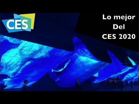LO ESPECTACULAR DEL CES, MI MEJOR CES!! #CES2020