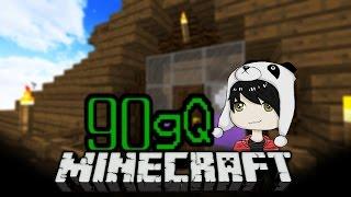 Minecraft: 90gQ - E59 - Huset i Nirethia [svenska]