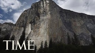 Rock Fall At Yosemite's El Capitan Kills 1 Person: Rock Was The Size Of An Apartment Building | TIME