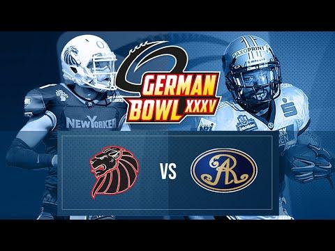 German Bowl History - 2013