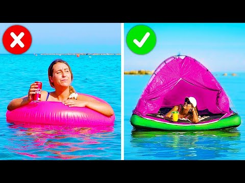 Brilliant Hacks for Your Next Beach Vacation