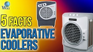 Evaporative Coolers: 5 Fast Facts