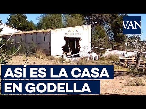 Esta es la casa de la familia de Godella donde habrían asesinado a los niños