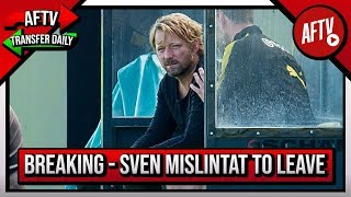 BREAKING: Sven Mislintat To Leave Arsenal, WTF Is Going On?   AFTV Transfer Daily Special