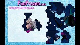 Frozen Puzzle Games Online Free