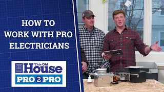 Pro2Pro Live Event | Focus on Electrical