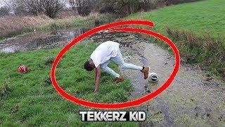 This Could go HORRIBLY WRONG! | Tekkerz Kid Holiday vlog part 1