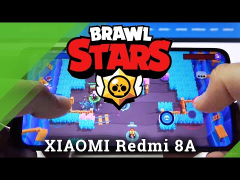 Discover Brawl Stars Performance on Xiaomi Redmi 8A – Brawlers Gameplay