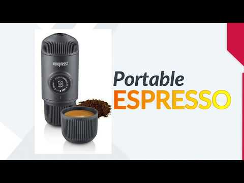 Wacaco Portable Espresso Maker