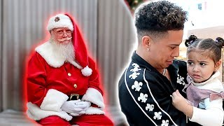 DO NOT TAKE YOUR KIDS TO SEE SANTA CLAUS THIS YEAR!!!